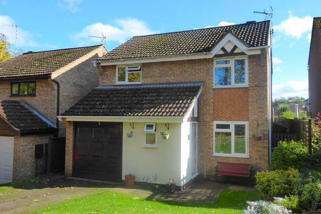 Thumbnail Detached house for sale in Bullfinch Close, Oakham