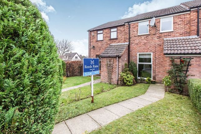 Thumbnail Terraced house to rent in Tarn Mount, Macclesfield