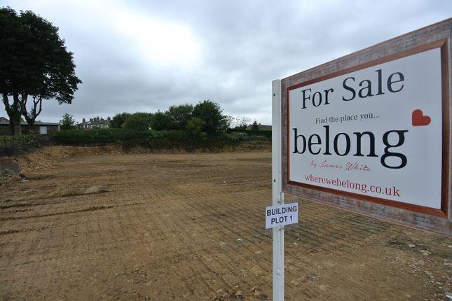 Thumbnail Land for sale in Building Plot 1 Slades Road, Bolster Moor, Huddersfield