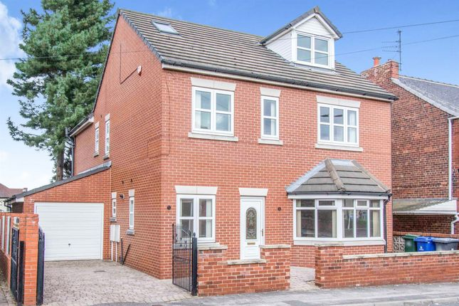 Thumbnail Detached house for sale in Princess Road, Mexborough