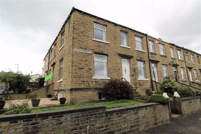 Thumbnail End terrace house for sale in Raven Street, Paddock, Huddersfield