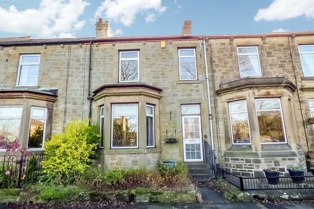 3 bed terraced house for sale in St. Ives Road, Leadgate, Consett DH8