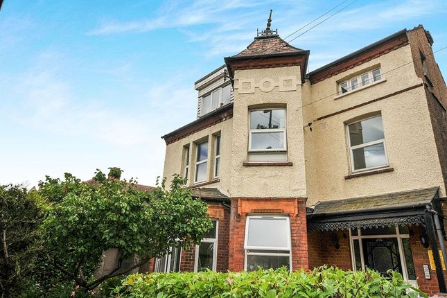 Thumbnail Flat to rent in Woodside Green, London