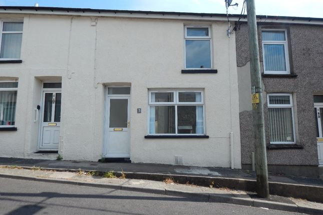 Thumbnail Terraced house to rent in Maxworthy Row, Blaenavon, Pontypool