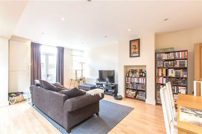 Thumbnail Flat to rent in Hazelbourne Road, Clapham South, London