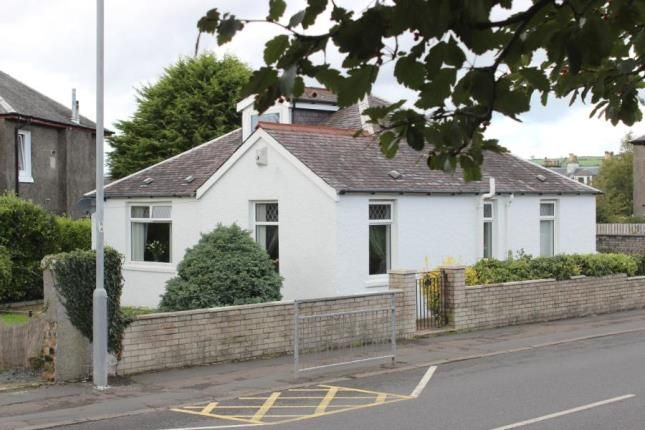 Thumbnail Bungalow for sale in Moorburn Road, Largs, North Ayrshire