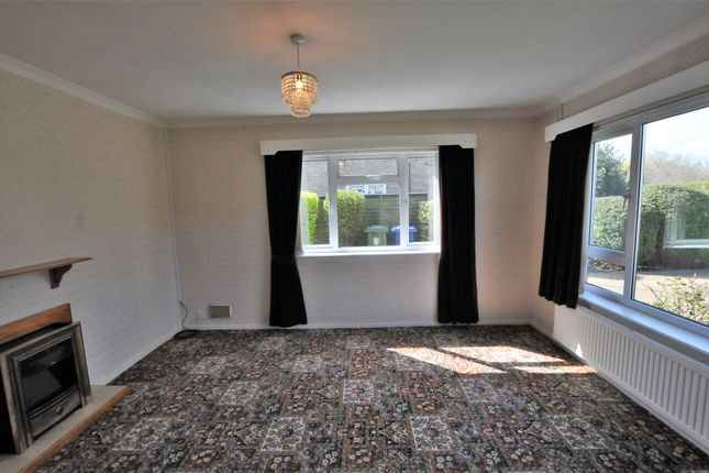 Thumbnail Detached bungalow for sale in Earith Road, Willingham, Cambridge
