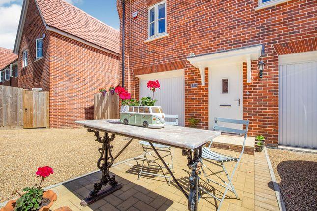 2 bed property for sale in Bibbys Way, Framlingham, Woodbridge IP13