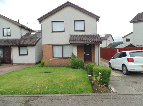 Thumbnail Detached house to rent in Flures Crescent, Erskine