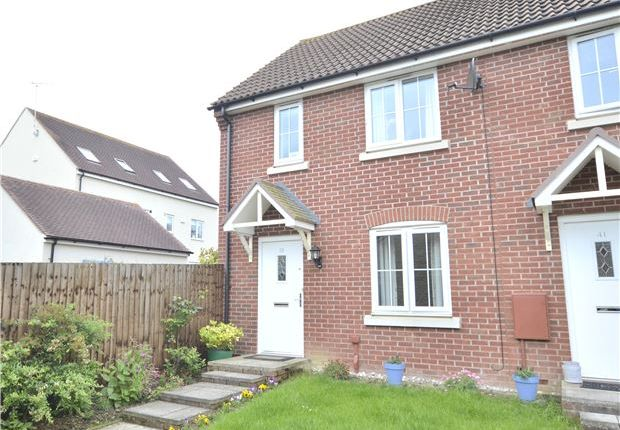 Thumbnail End terrace house for sale in Sapphire Way, Brockworth, Gloucester