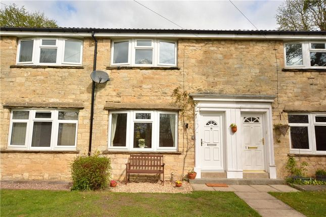 Thumbnail Terraced house for sale in Station Gardens, Wetherby, West Yorkshire