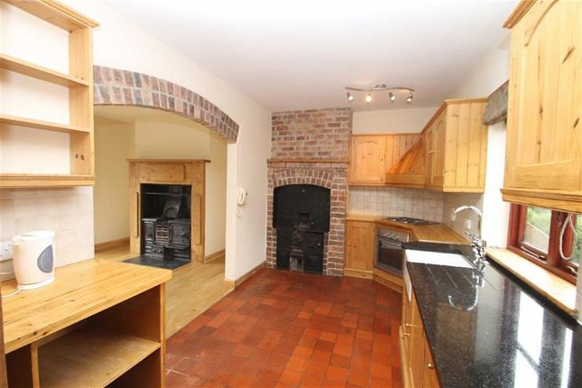 Thumbnail Terraced house to rent in Glen View, Bentlawnt, Shrewsbury