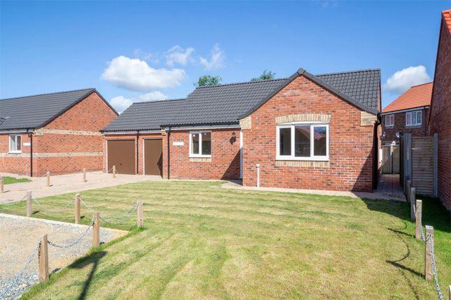 Thumbnail Detached bungalow for sale in Clipbush Business Park, Hawthorn Way, Fakenham
