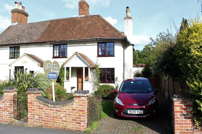 Thumbnail Semi-detached house for sale in Chapel Hill Cottages, Frimley