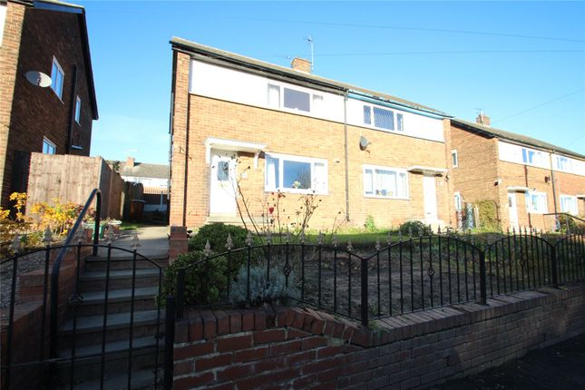 Thumbnail Semi-detached house for sale in Robson Close, Pontefract