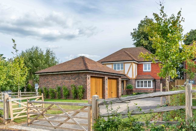 Thumbnail Detached house for sale in West Drive, Angmering, West Sussex