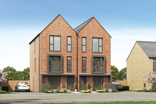 "4 bed property for sale in ""The Dartmouth"" at Hawkfield Road, Hartcliffe, Bristol BS13"