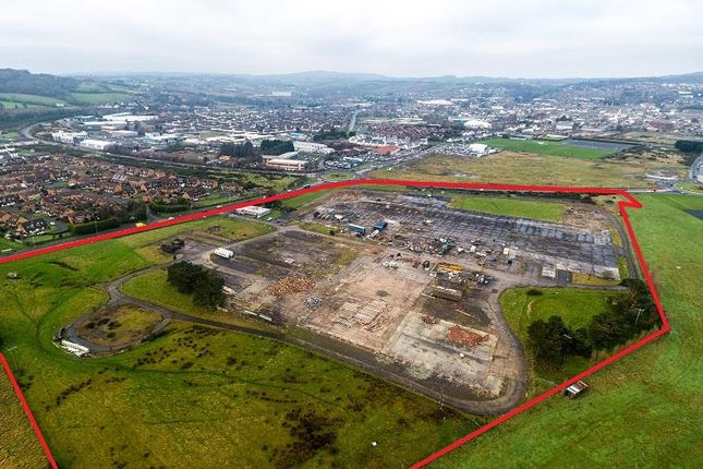 Thumbnail Land for sale in Development Lands, Comber Road, Newtownards, County Down