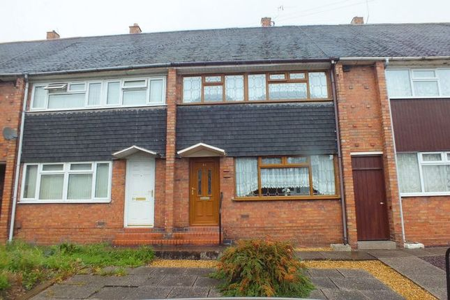 Thumbnail Town house for sale in Roundwell Street, Tunstall, Stoke-On-Trent
