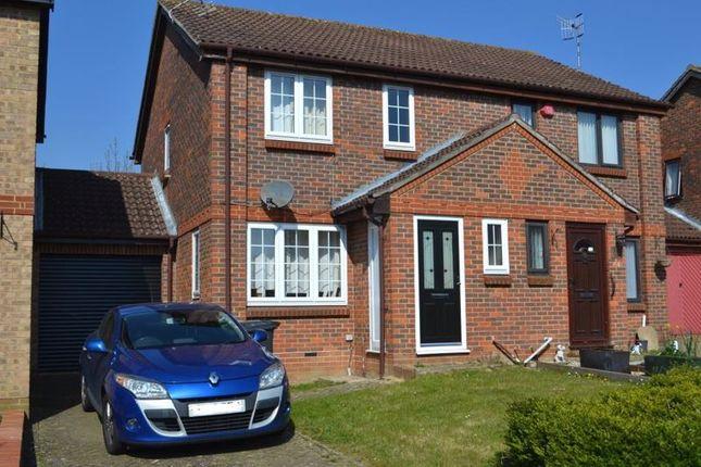 3 bed semi-detached house for sale in Town Acres, Tonbridge TN10