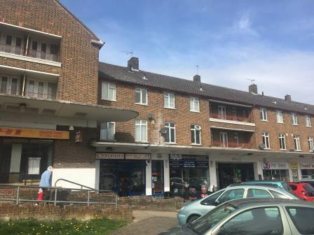 Thumbnail Maisonette for sale in 30 Twydall Green, Twydall, Gillingham, Kent