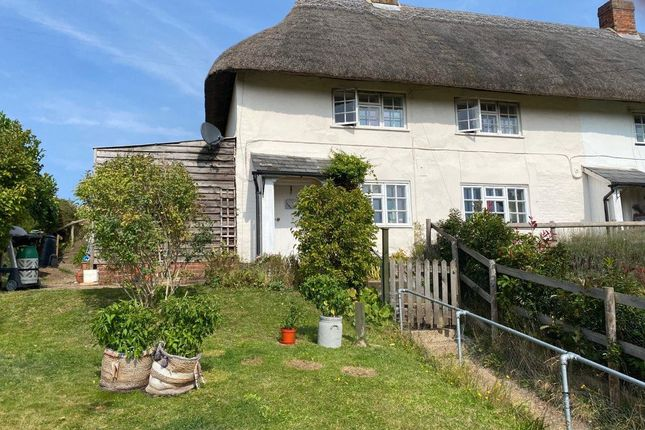 2 bed end terrace house for sale in Mount Pleasant, Amport, Andover SP11