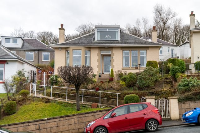 Thumbnail Detached house for sale in Burnside Road, Gourock