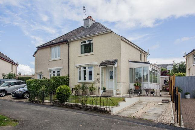 2 bed semi-detached house for sale in 70 Princess Crescent, Paisley PA1