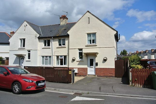 Thumbnail Semi-detached house for sale in Deans Way, Kingsholm, Gloucester