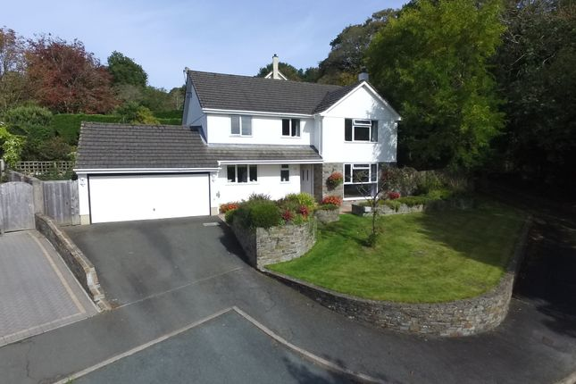 Detached house for sale in Priory Gardens, Whitchurch, Tavistock