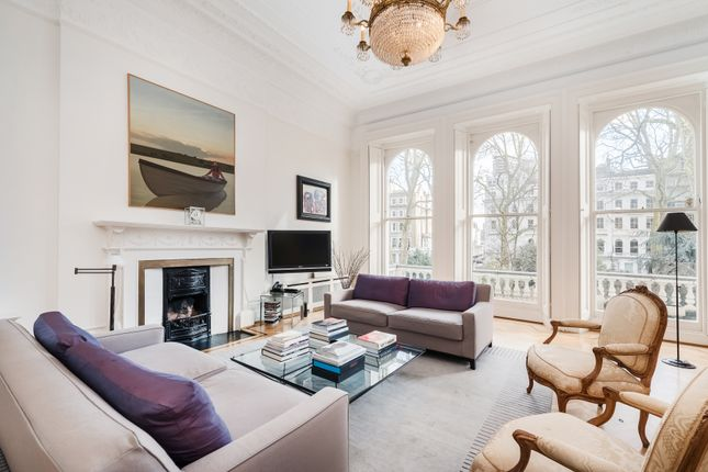Thumbnail Flat for sale in Cornwall Gardens, London
