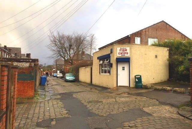 Thumbnail Restaurant/cafe for sale in Walmersley Road, Bury
