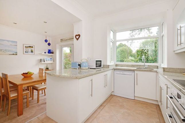 Extended Kitchen of The Meadway, Dore, Sheffield S17