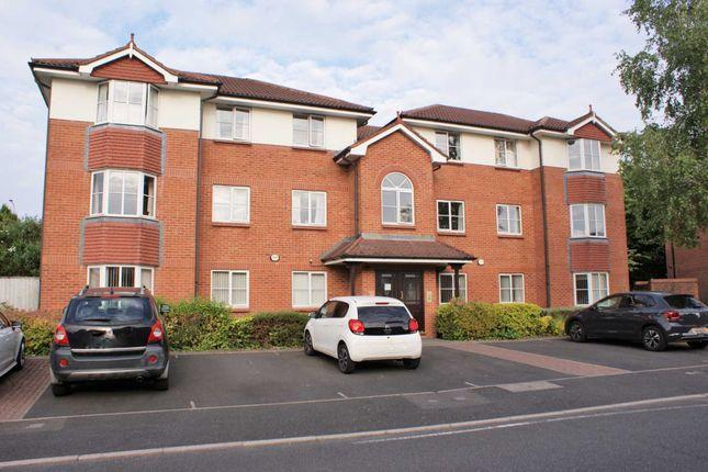 Thumbnail Flat for sale in Birchgrove Close, Bolton