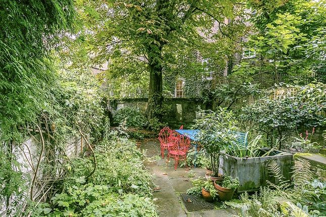 Garden of Regents Park Terrace, London NW1