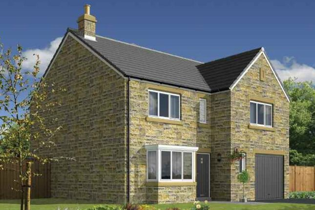Thumbnail Detached house for sale in Forge Lane, Forge Manor, Chinley