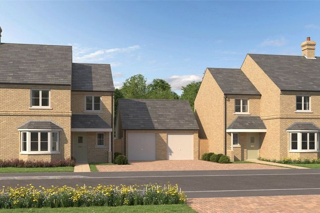 4 bed detached house for sale in Berry House Farm, Boxworth End, Swavesey, Cambridgeshire CB24