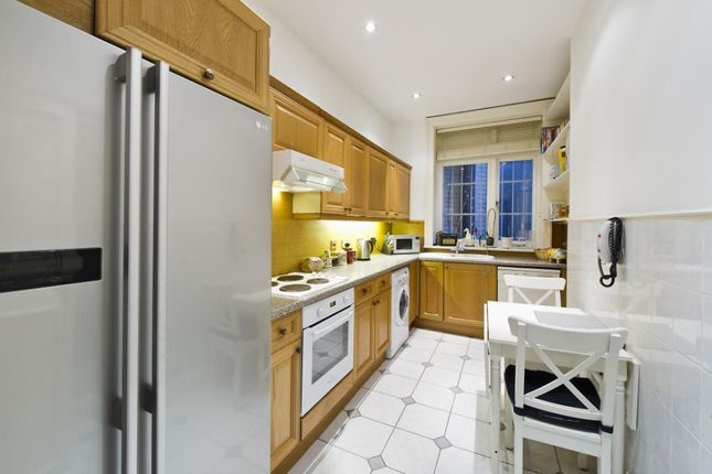 Kitchen of Old Court House, 24 Old Court Place, London W8