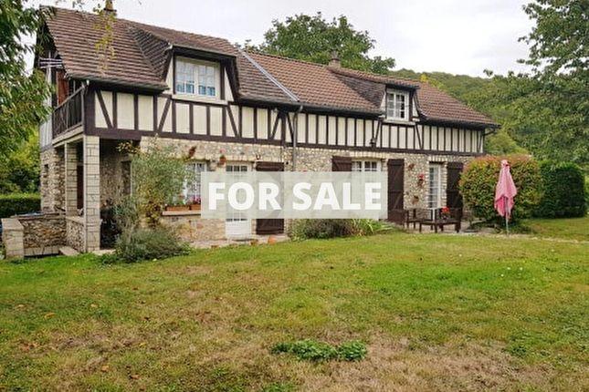 Thumbnail Property for sale in Fiquefleur-Equainville, Haute-Normandie, 27210, France