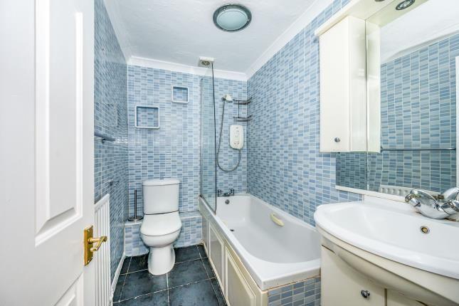 Bathroom of Mount Road, Chessington KT9