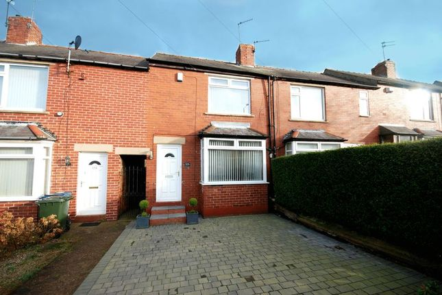 Thumbnail Terraced house for sale in Kenton Road, Gosforth, Newcastle Upon Tyne