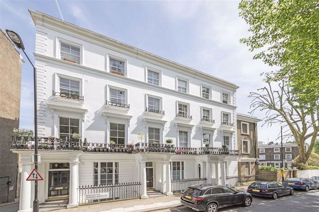 Thumbnail Flat for sale in Porchester Terrace North, London