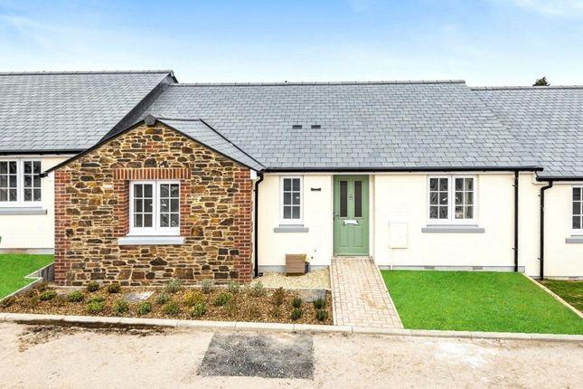 Thumbnail Terraced bungalow for sale in Apple Tree Court, Dobwalls, Liskeard, Cornwall