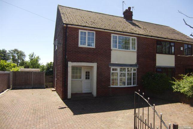 Thumbnail Semi-detached house to rent in Brecks Lane, Kippax, Leeds