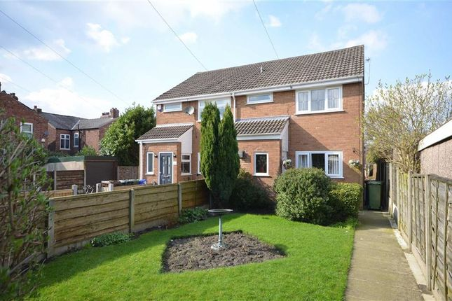 Thumbnail Semi-detached house for sale in Arras Grove, Denton, Manchester, Greater Manchester