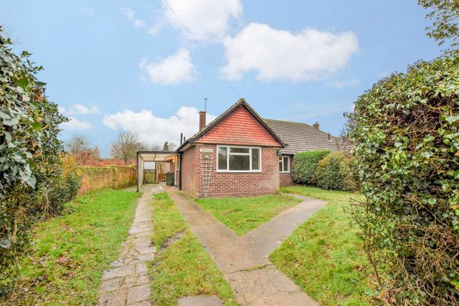 Thumbnail Semi-detached bungalow for sale in Farm Lane, Send, Woking