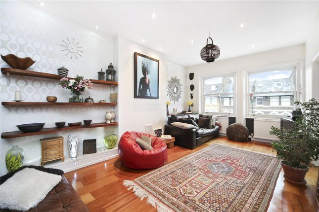 Thumbnail Flat for sale in North Villas, Camden, London