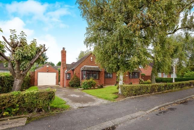 Thumbnail Bungalow for sale in Westminster Road, Rushall, Walsall, West Midlands