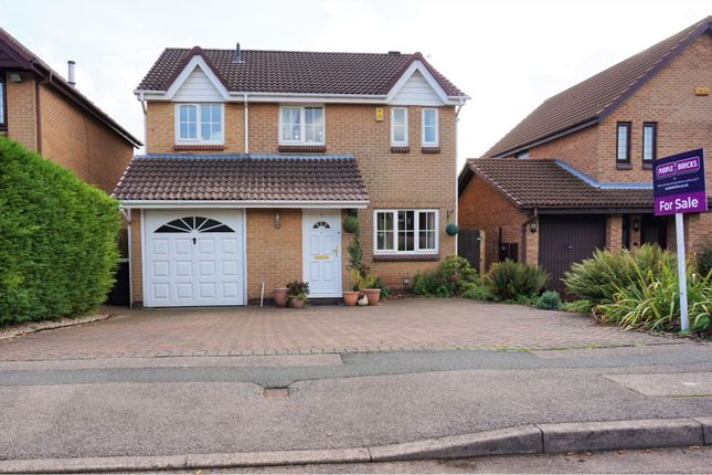 Thumbnail Detached house for sale in Epsom Road, Toton