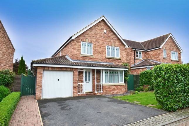 Thumbnail Detached house for sale in Cirrus View, Ackworth, Pontefract
